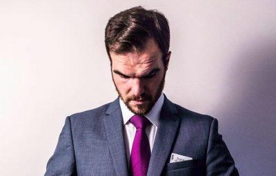 david burgess - business exhibition magician
