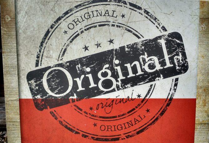 original originality
