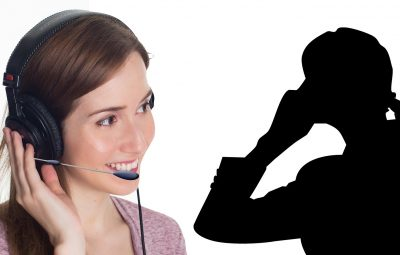 telemarketing used to improve first impressions